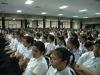 100012 พิธีไหว้ครู นักศึกษาภาคปกติ ประจำปีการศึกษา 2553  วันที่ 1 กรกฎาคม 2553