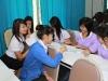 100028 โครงการอบรมเรื่องการวัดผลและประเมินผลตามสภาพจริงนักศึกษาครูการศึกษาขั้นพื้นฐาน ระดับปริญญาตรี (หลักสูตร 5 ปี) ชั้นปีที่ 4 ในฝึกวิชาชีพครู 2 ภาคการศึกษาที่ 2 ปีการศึกษา 2553 วันพฤหัสบดีที่ 9 ธันวาคม 2553