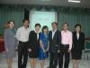 100031 พิธีมอบวุฒิบัตรโครงการพัฒนาครูประจำการที่สอนไม่ตรงวุฒิ/วิชาเอก ณ ห้อประชุมวไลยอลงกรณ์ วันที่ 29 ธันวาคม 2553