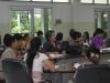 100050 โครงการประชุมสัมนาเกี่ยวกับการปฏิบัติการสอนในสถานศึกษา 1 คณะครุศาสตร์ วันที่ 6 มิถุนายน 2554