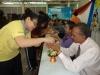 100086 โครงการ ครุศาสตร์สัมพันธ์ส่งเสริมการมีส่วนร่วม รวมใจ สืบทอดประเพณีไทย รดน้ำขอพร ผู้ใหญ่สานใยสัมพันธ์ ครั้งที่ 1