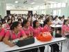"""100103 โครงการ """"พัฒนาภาวะผู้นำสำหรับนักศึกษาครู"""""""