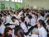 100131 โครงการสัมนากลางภาคนักศึกษาฝึกประสบการณ์วิชาชีพครู ชั้นปีที่ 4 ปีการศึกษา 2556