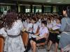 100146 โครงการปฐมนิเทศนักศึกษาฝึกปฏิบัติวิชาชีพครู 2 สำหรับนักศึกษาครูการศึกษาขั้นพื้นฐาน ระดับปริญญาตรี(หลักสูตร 5 ปี) ชั้นปีที่ 4 ภาคการศึกษา 2/2556