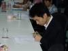 100152 คณะกรรมการพัฒนาหลักสูตร ครุศาสตร์บัณฑิต สาขาวิชาภาษาจีน ประชุมวิพากษ์หลักสูตรครุศาสตร์บัณฑิต สาขาวิชาภาษาจีน