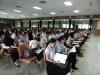 100207 โครงการสัมมนากลางภาค นักศึกษาชั้นปีที่ 5 ระดับปริญญาตรี(หลักสูตร 5 ปี) รายวิชาการปฏิบัติการสอนในสถานศึกษา 1 ภาคการศึกษาที่ 1 ปีการศึกษา 2557