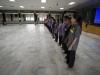100261 โรงเรียนทหารม้า ศูนย์ทหารม้าเข้าศึกษาดูงานการจัดการเรียนการสอนของคณะครุศาสตร์