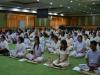 100281 โครงการอบรมเรื่อง การพัฒนาจิตสำหรับครู สำหรับนักศึกษาหลักสูตรประกาศนียบัตรบัณฑิตสาขาวิชาชีพครู