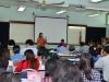100283 ประชุมอาจารย์และบุคลากรคณะครุศาสตร์ ประจำภาคเรียน 1/2558