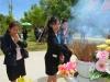 100295 โครงการพิธีไหว้ครู นักศึกษา  หลักสูตรประกาศนียบัตรบัณฑิต รุ่นที่ 3