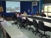 100305 ต้อนรับคณะกรรมการตรวจประเมินคุณภาพการศึกษาภายใน ระดับมหาวิทยาลัย