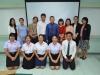100427 การตรวจประกันคุณภาพระดับหลักสูตร หลักสูตรครุศาสตรบัณฑิต สาขาวิชาภาษาไทย