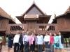 100556 อธิการบดีและคณะจากมหาวิทยาลัย Lambung Mangkurat ประเทศอินโดนีเซียเข้าเยี่ยมและสังเกตกิจกรรมการจัดการเรียนการสอนของนักศึกษาครู โครงการ SEA-Teacher