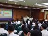 100725 โครงการสัมนากลางภาคนักศึกษาการปฏิบัติการสอนในสถานศึกษา 2 ภาคเรียนที่  2/2561 หลักสูตรครุศาสตร์บัณฑิต (5 ปี) ชั้นปีที่ 5 (รหัส 57)