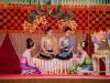 100757  โครงการบริหารจัดการงานส่งเสริมศาสนา ทำนุบำรุงศิลปวัฒนธรรมและภูมิปัญญาท้องถิ่น