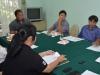 100779 การประชุมวางแผนปรับปรุงหลังคาห้องพักอาจารย์ อาคารเรียน 6