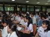 100780 โครงการปฐมนิเทศนักศึกษาฝึกปฏิบัติวิชาชีพครู 1  นักศึกษาชั้นปีที่ 4 (รหัส 59)