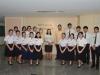 100827  อธิการบดีให้โอวาทนักศึกษาโครงการ SEA-Teacher รุ่นที่ 8