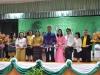 100907  ผู้บริหาร คณาจารย์ บุคลากรและนักศึกษาคณะครุศาสตร์ เข้าร่วมพิธิเปิดนิทรรศการสัปดาห์วันเจ้าฟ้า 2563