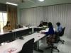 100945 ประชุมเรื่องการเตรียมความพร้อมการจัดการเรียนการสอน หลักสูตรประกาศนียบัตรบัณฑิต วิชาชีพครู ภาคเรียนที่ 1 ปีการศึกษา 2563
