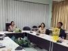 100977 การประชุมเตรียมงานโครงการพัฒนาคุณภาพการศึกษาและการพัฒนาท้องถิ่น โดยมีสถาบันอุดมศึกษาเป็นพี่เลี้ยงโรงเรียน ปี 2563