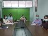 101097 การประชุมคณะกรรมการดำเนินโครงการประชาสัมพันธ์หลักสูตร ปีการศึกษา 2564